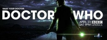 2011 Season of Doctor Who Begins April 23