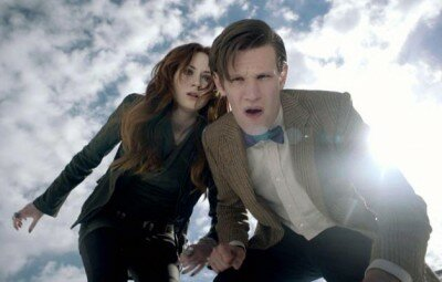 Doctor Who returns in Britain, Canada and US on September 1!