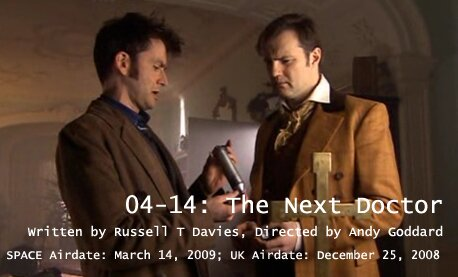 TARDIS File 04-14: The Next Doctor