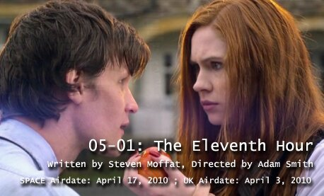 TARDIS File 05-01: The Eleventh Hour