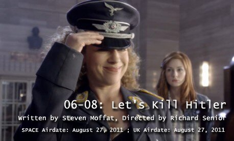 TARDIS File 06-08: Let's Kill Hitler